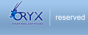 Oryx Internet Services